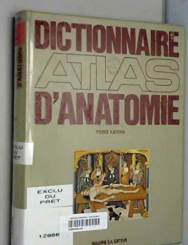 9782224009304: Dictionnaire Atlas d'Anatomie, volume 1