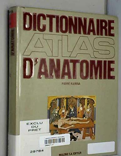 9782224009328: Dictionnaire atlas d'anatomie : P-Z