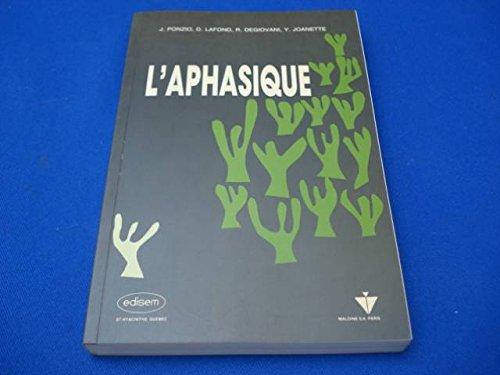 9782224020828: L'Aphasique