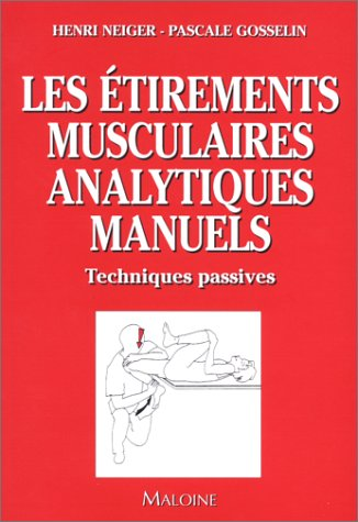 9782224025694: Etirements analytiques manuels