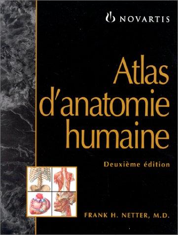 9782224025939: Atlas d'anatomie humaine, 2e édition