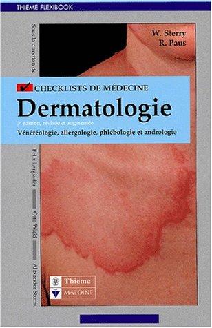 Checklist dermatologie: Sterry /Paus