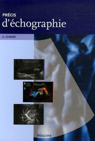 Précis d'échographie (French Edition): Collectif