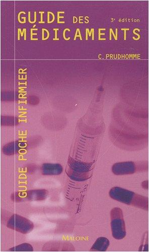 9782224030896: Guide des médicaments