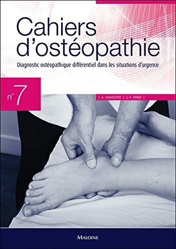 9782224031053: Diagnostic ostéopathique différentiel dans les situations d'urgence
