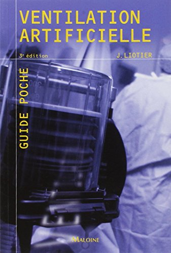 9782224031145: Ventilation artificielle (French Edition)