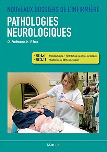 9782224033125: Pathologies neurologiques : UE 4.4 et 2.11