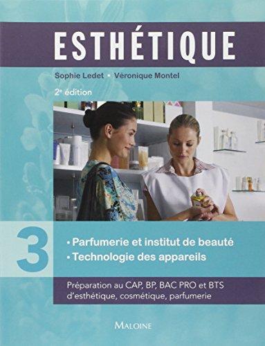 Esthetique t3 2ed: Ledets/Montel
