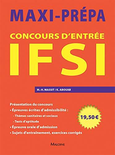 CONCOURS D ENTREE IFSI: ABOUAB MASSIT