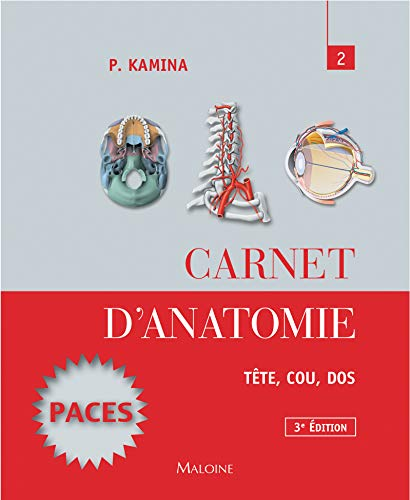 9782224034153: Carnet D Anatomie: Tete,cou Dos (French Edition)