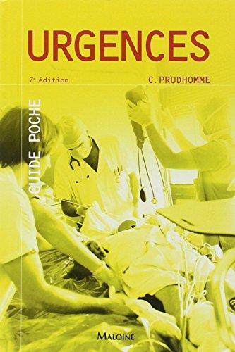 URGENCES 7ED 2014: PRUDHOMME -NED 2014-