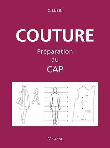 9782224035778: Couture : Préparation au CAP