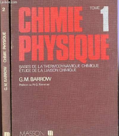Chimie physique... (Dunod Masson Ho): Barrow, John