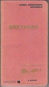 9782225450129: Bretagne : Itinéraires (Guides géologiques régionaux)