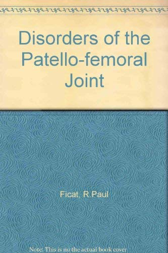 9782225481253: Disorders of the Patello-femoral Joint