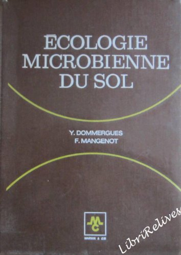 9782225615344: Ecologie microbienne du sol