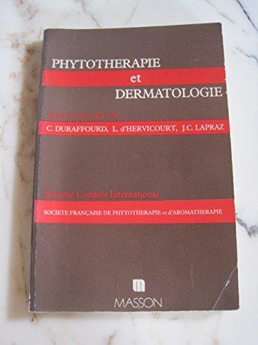 9782225782435: Dermatologie et phytotherapie / du symptome au terrain