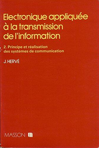 Herve,électronique appliquee tome 2 010897 (Enseignement Ph): Herve