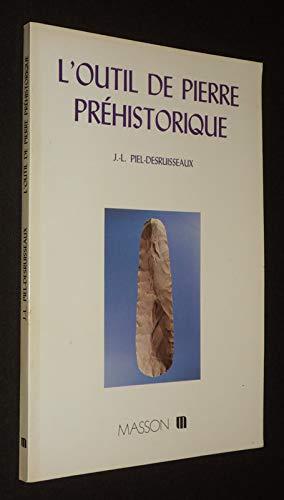 9782225800801: L'Outil de pierre préhistorique