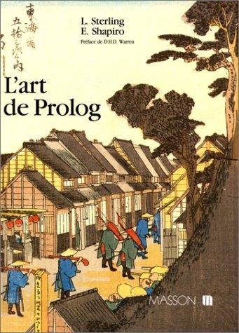 9782225819483: L'art de Prolog