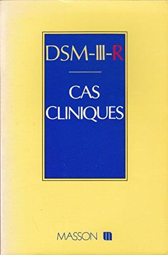 9782225823411: DSM-III-R, cas cliniques