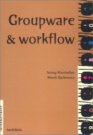 9782225829260: Groupware et workflow