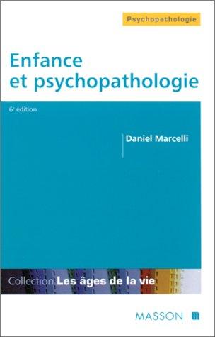 9782225836909: Enfance et psychopathologie