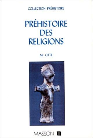 9782225840685: Préhistoire des religions