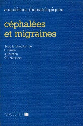 9782225841354: Céphalées et migraines