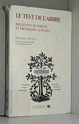 LE TEST DE L'ARBRE. Relations humaines et: Denise de Castilla