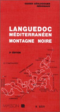 9782225846694: Languedoc méditerranéen - Montagne Noire
