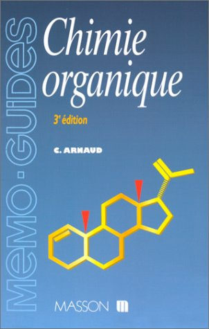 9782225846861: Chimie organique