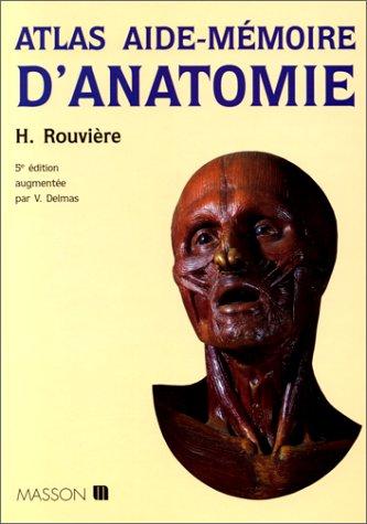 9782225851421: Atlas aide -mémoire d'anatomie