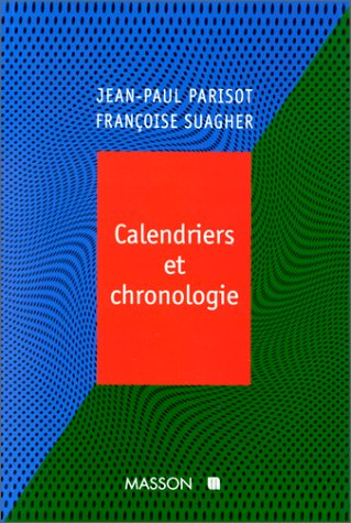 9782225852251: Calendriers et chronologie (Collection De caelo) (French Edition)