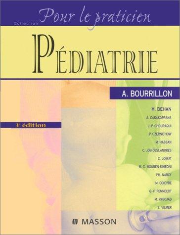 9782225857584: P�diatrie, 3e �dition