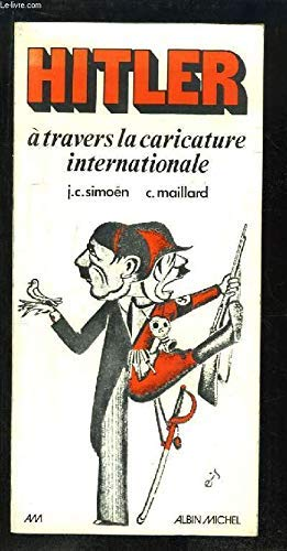 9782226000194: Hitler à travers la caricature internationale (French Edition)