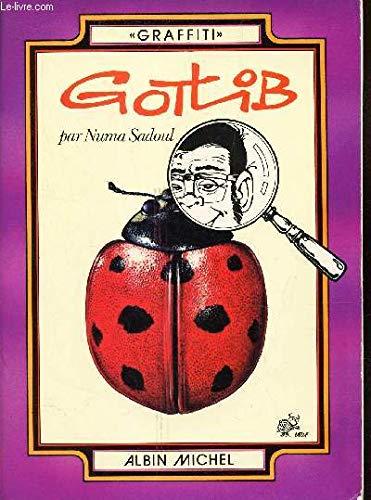 9782226000378: Gotlib (Graffiti) (French Edition)