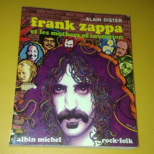9782226001962: Franck Zappa et les Mothers of Invention