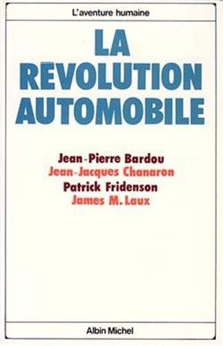 9782226005144: La Révolution automobile