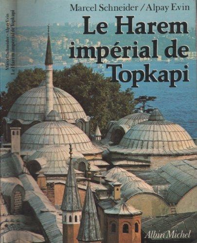 9782226005502: Le Harem imperial de Topkapi (French Edition)