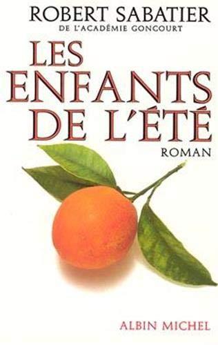9782226005779: Les Enfants de l'été: Roman (French Edition)