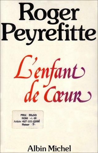 9782226006578: L'enfant de cœur (French Edition)