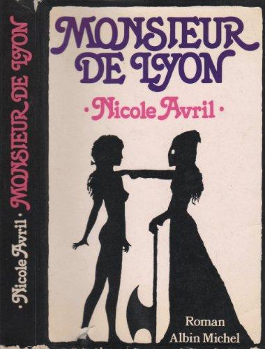 9782226007827: Monsieur de Lyon