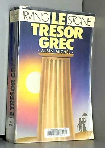 9782226007841: Le Trésor grec