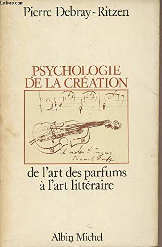 PSYCHOLOGIE DE LA CREATION