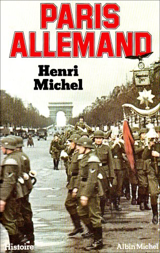 9782226012760: Paris allemand (Histoire) (French Edition)