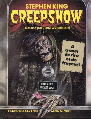 9782226017543: Creepshow