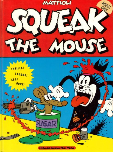 9782226020673: Squeak The Mouse