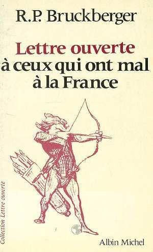 9782226020925: Lettre ouverte à ceux qui ont mal à la France