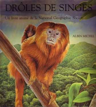 9782226024145: Drôles de singes